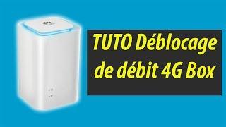 Tuto : Augmenter le débit et la stabilité de la 4G BOX de Bouygues