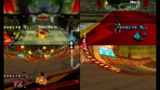 This is our collection of videos about Mario Kart Wii Multiplayer m...