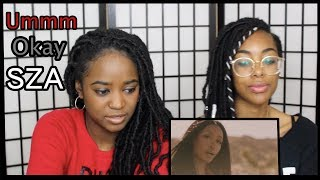 Video SZA - Doves In The Wind (Official Video) ft. Kendrick Lamar (REACTION) download MP3, 3GP, MP4, WEBM, AVI, FLV Juli 2018
