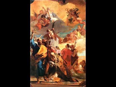 Antonio Lotti: Messa a tre cori e orchestra in mi minore