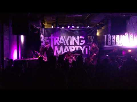 Betraying The Martyrs - Life is Precious (Carnage Across America Tour 2019, ATL) mp3