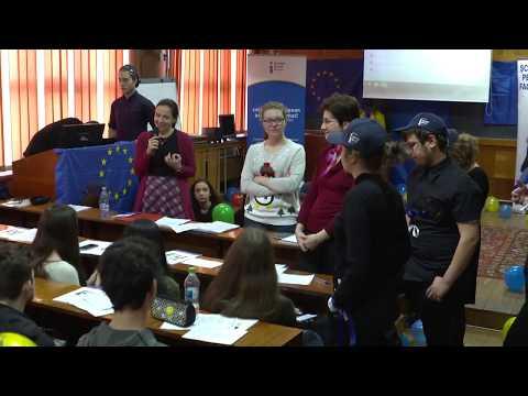 iDebate Live - 30.01.2018 - Art of dialogue - Resita, Romania (Part 2)