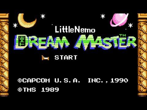 Little Nemo: The Dream Master - NES Gameplay