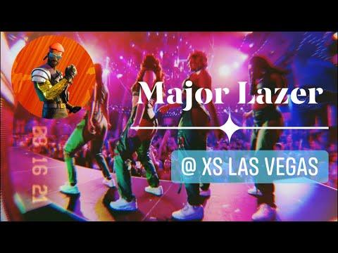 Download Las Vegas Club Hopper - Major Lazer @ XS and GRYFFIN @ Encore Beach Club - Best VIP Bottle Service