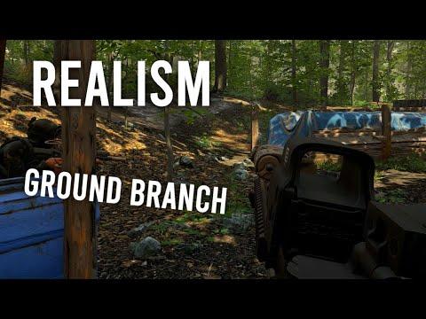 GROUND BRANCH -