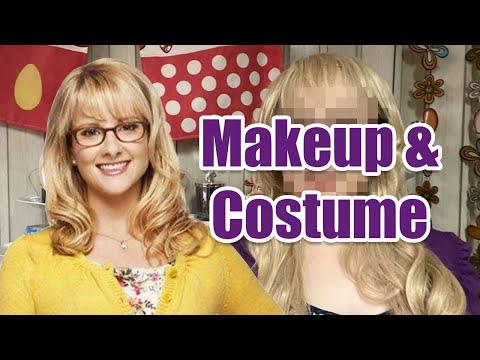 Bernadette Rostenkowski-Wolowitz Makeup And Costume Tutorial