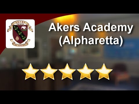Akers Academy Alpharetta Perfect Five Star Review by Lisa R