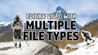 Video Editing Tips for Multiple Media Types