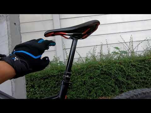 หลักอานยืดหด เลือกแบบไหนดี (เลือกซื้อ  dropper seat post) : bikeday tech