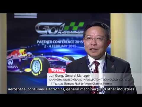Shanghai United Grand Information Technology Company (UGITC) Partner Success Series Video