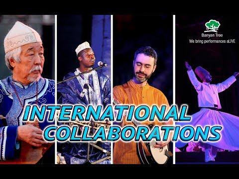 Banyan Tree - International Collaborations