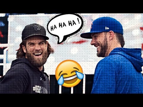 MLB Funniest Moments | 2018 Season