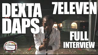 tmtv   dexta daps   7 eleven full interview   2015 montreal international reggae festival