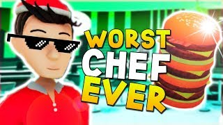 PAYING BACK MY STUDENT DEBT! Clash Of Chefs VR - Oculus Rift Gameplay