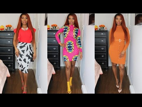 Misguided, Go Jane, HotMiamiStyles Spring Try on Haul