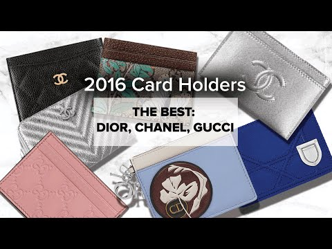 Ultra slim stick on wallet card holder for smartphone worldnews the best luxe card holders chanel gucci dior reheart Image collections