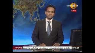 8PM News 1st Prime time  Shakthi TV news 21th Octomber 2014