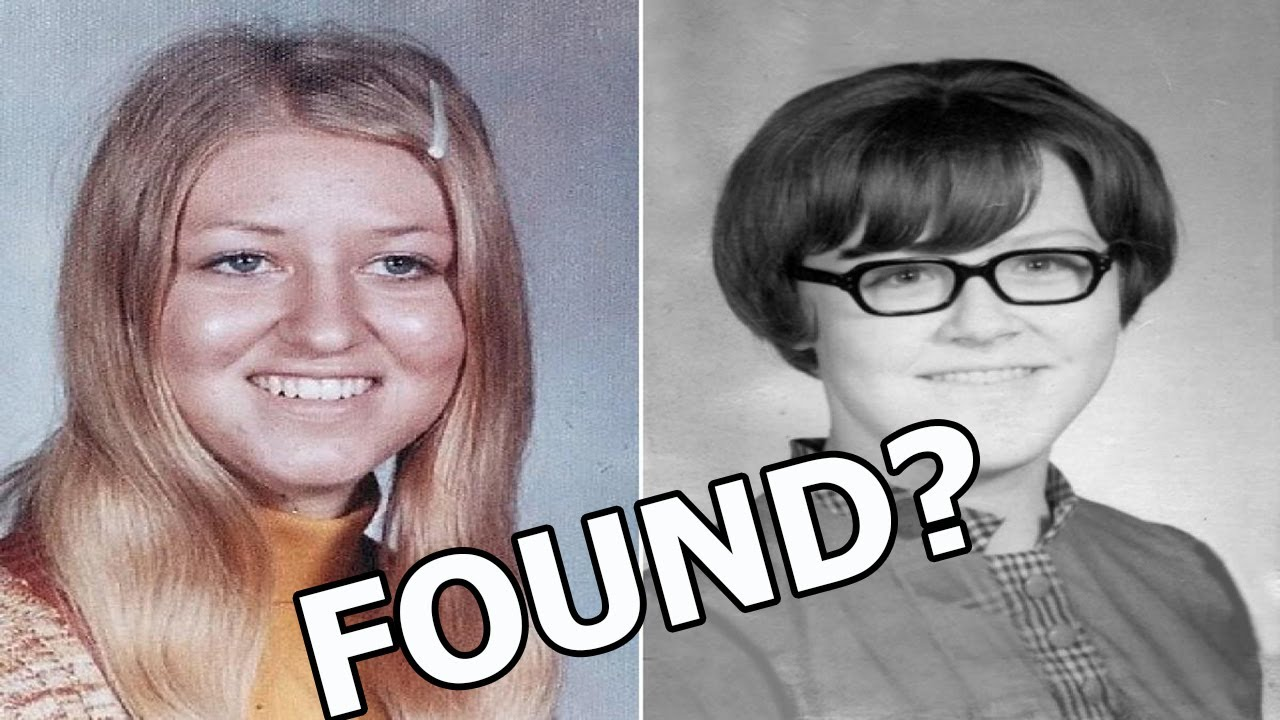 Missing 48 years ago girls FOUND? The mysterious disappearance of Pamela Jackson and Cheryl Miller.