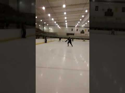 Army Vs Navy Hockey (Goal at the end)