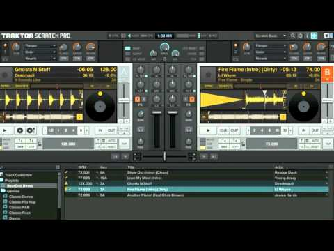 How to Beat Grid Hip-Hop in Traktor