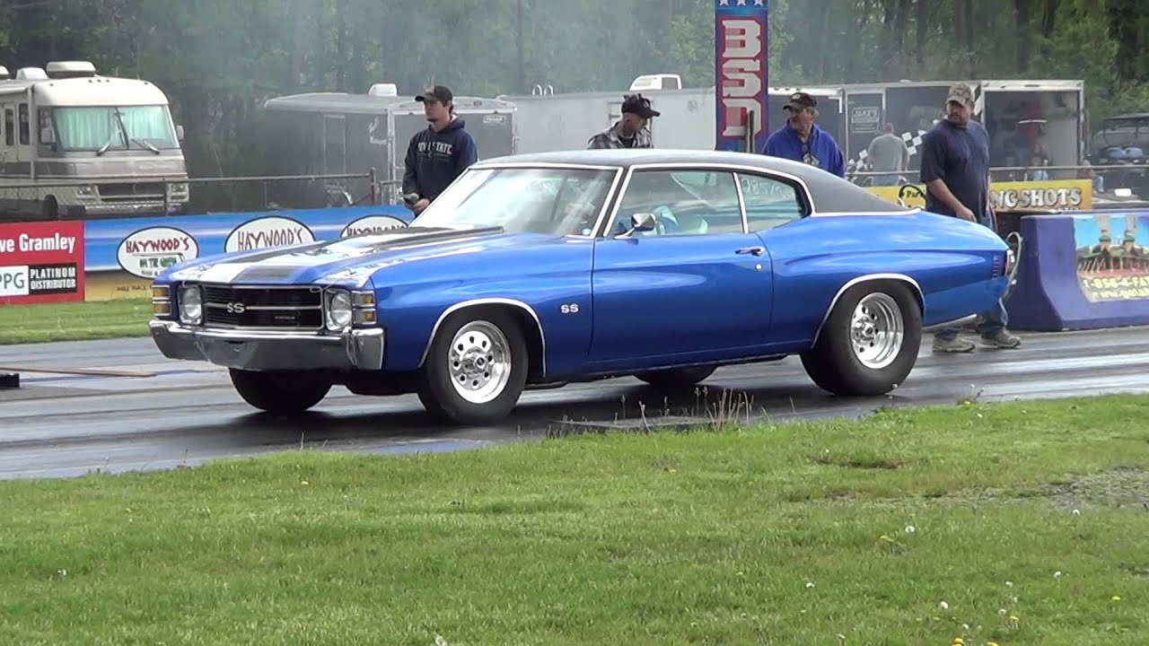 Blue Chevelle Fantomworks - Year of Clean Water
