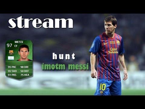 Pandafx stream hunt imotm Messi