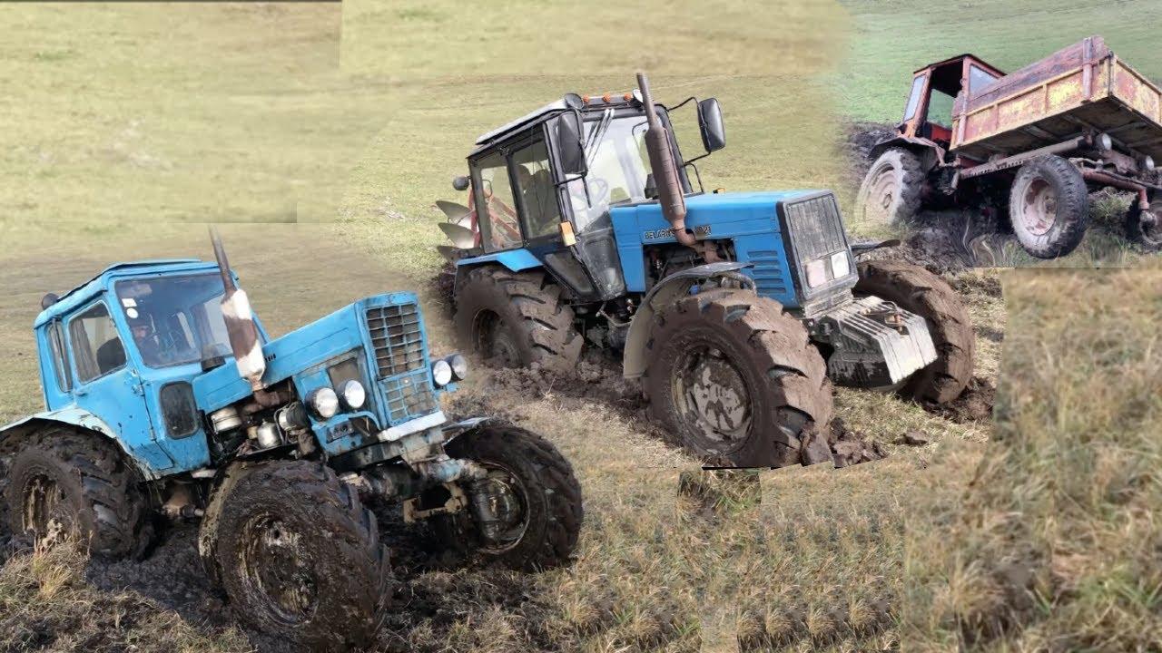 Traktör Karşılaştırması | Traktörler MTZ 1221, Tractor MTZ 82, Tractor T-40, Tractor T-25, URAL