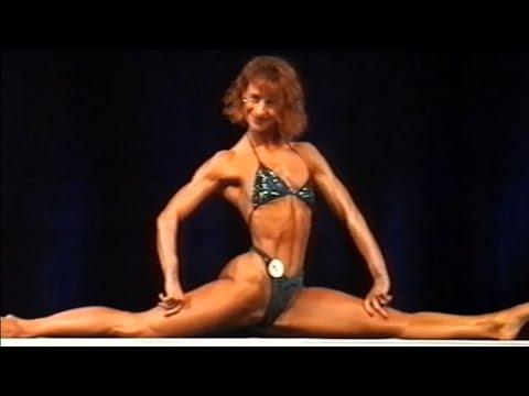 Heike Mette (GER), 9th WFF Miss World Grand Prix, June 1996 [EUROSPORT]