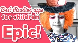 Best Reading Apps for Children - Epic!