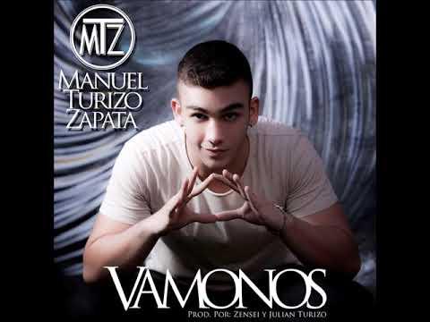 MTZ  Manuel Turizo   Vámonos :video
