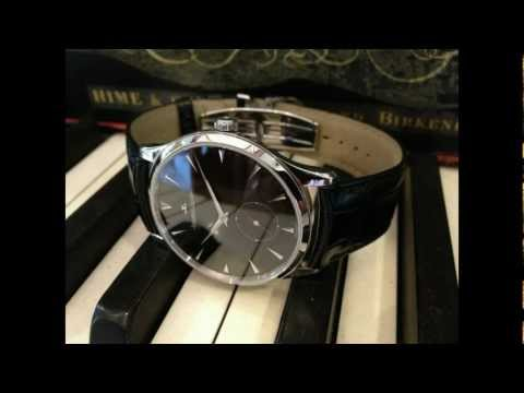 Jaeger-LeCoultre Master Control Grande Ultra Thin - Paul Pluta Prestige Watch Review Special