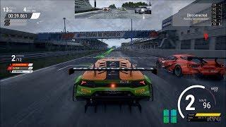 Assetto Corsa Competizione - Rain Gameplay (PC HD) [1080p60FPS]