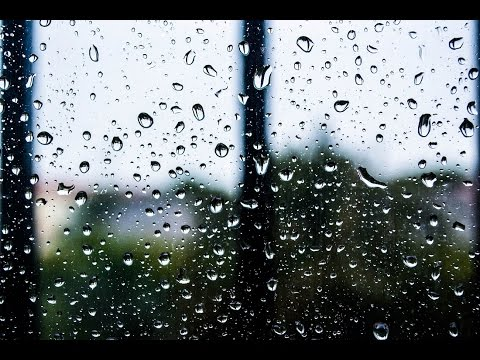 10 Hours White Noise of Heavy Rain Drops (no thunder) for Relaxing-Sleeping-Meditation
