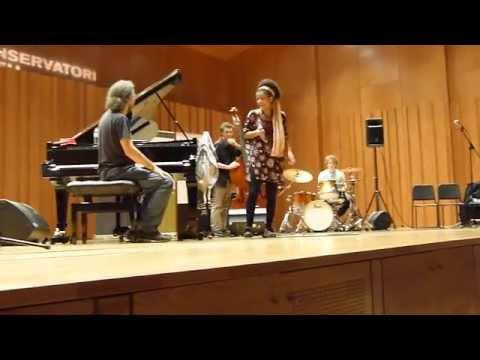 Stefano Bollani en el Conservatori del Liceu de Barcelona