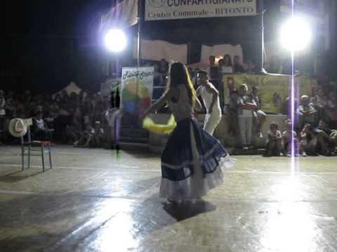 VITO GUARACHANDO: saggio 2013 villa comunale Bitonto: COLUMBIA, GUAGUANCO' Y SON CUBANO