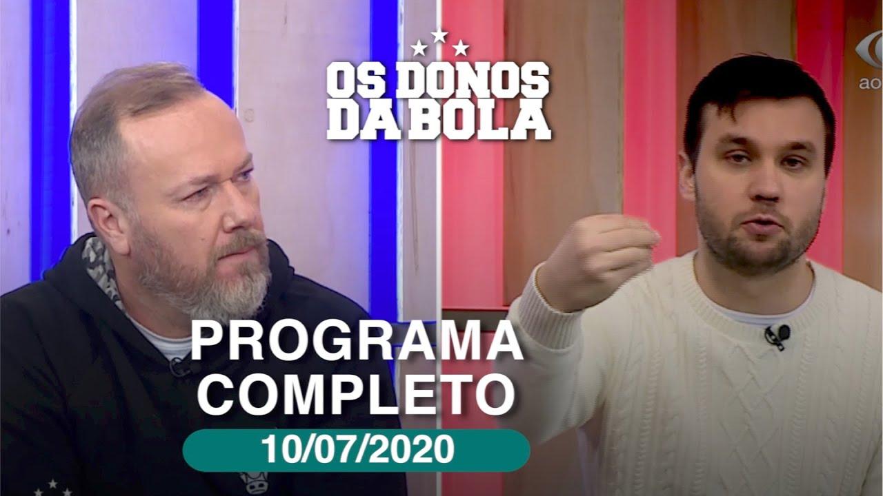 """Donos da Bola RS - 10/07/2020 - Gauchão deve retornar com a """"rodada dos clássicos""""?"""