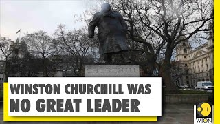 'Indians are a beastly people with a beastly religion' quoted by Winston Churchill