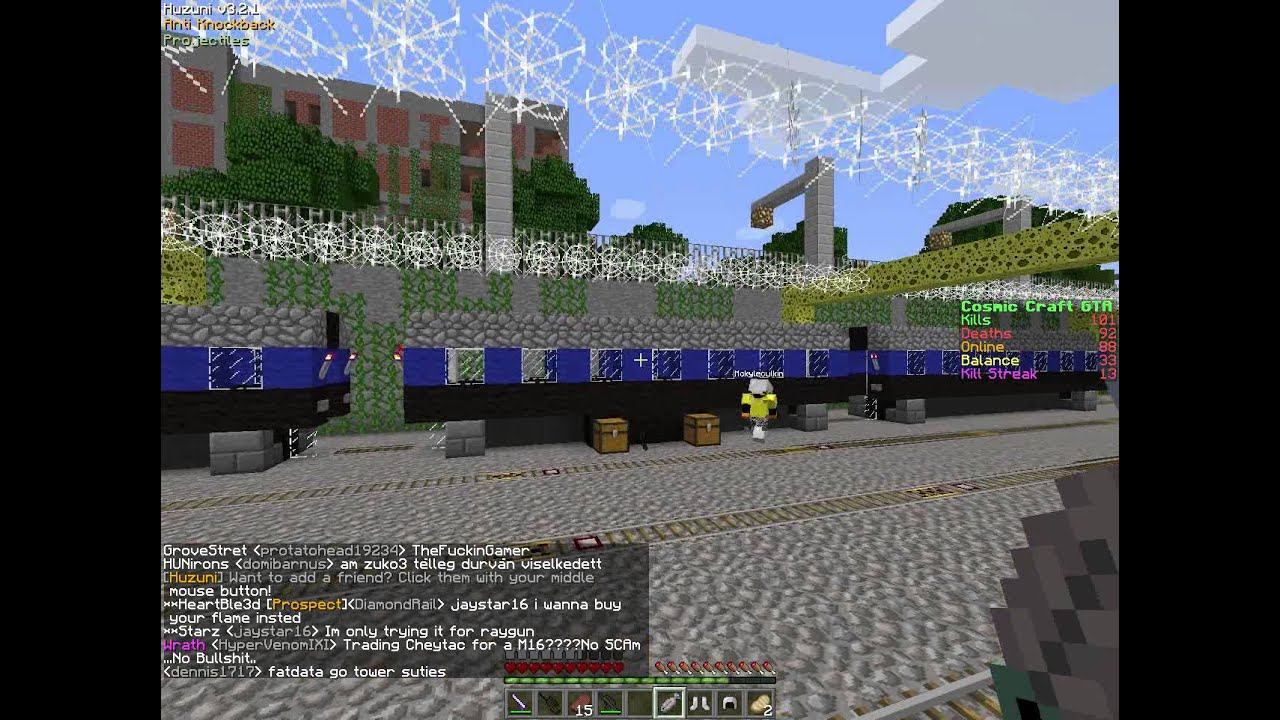 Minecraft GTA poredicata Ep 2 YouTube
