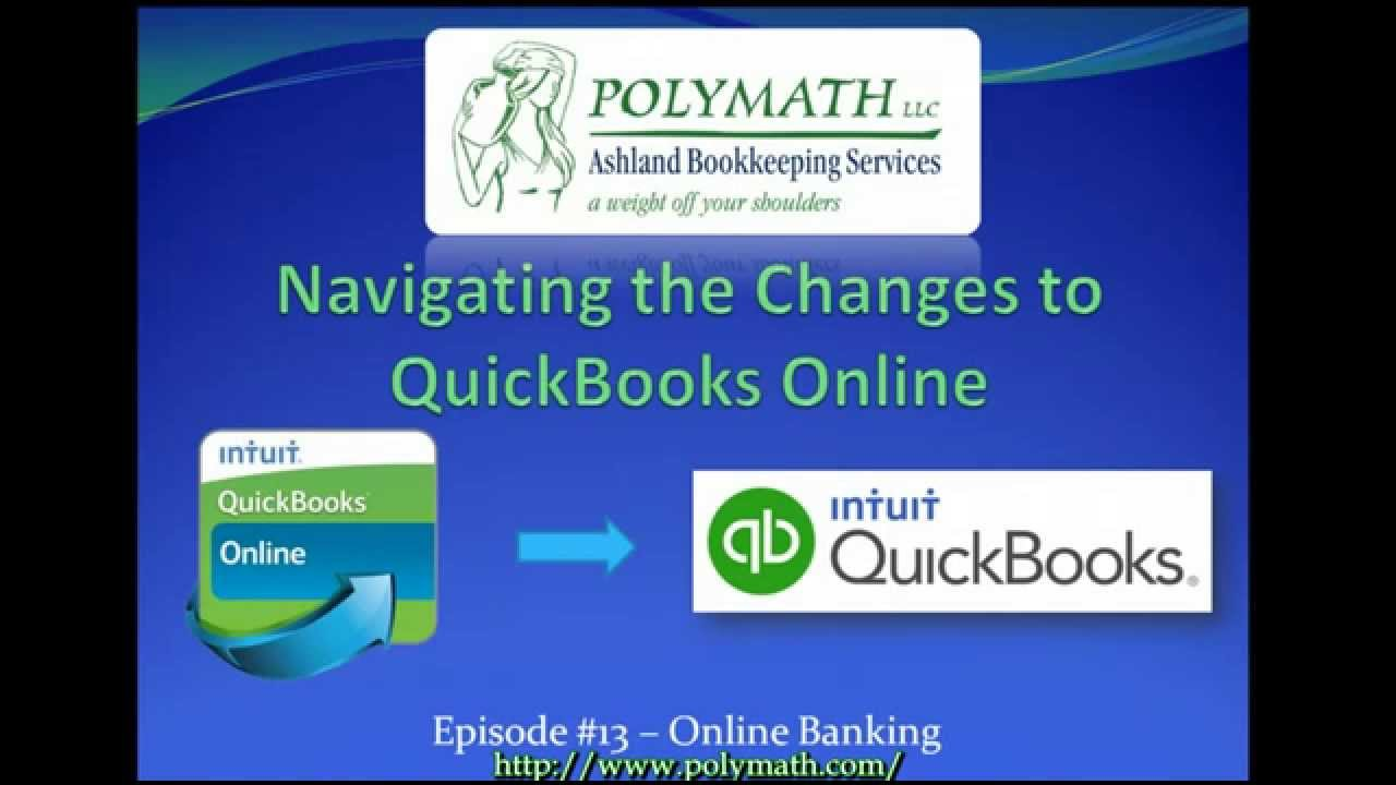 Polymath Tutorial Video Series: – Online Banking