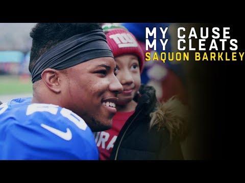 saquon-barkley-explains-why-he-plays-&-raises-awareness-for-22q