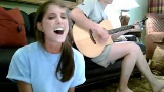 You Lie by the Band Perry cover - Briley Hussey