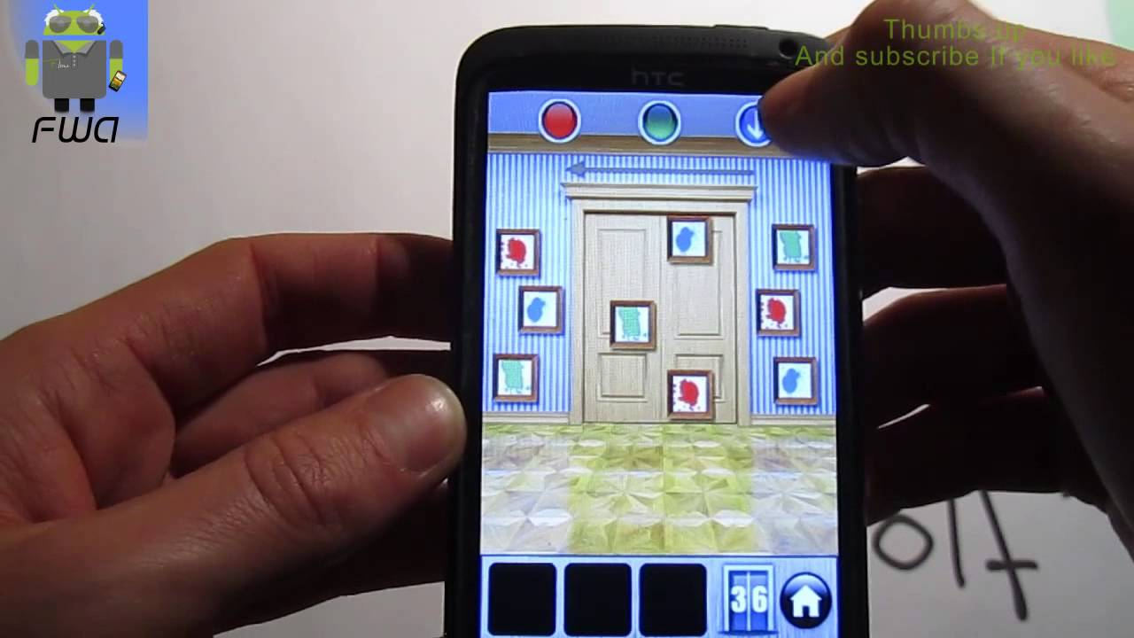 100 Doors Of Revenge Level 36 Solution Explanation Android Youtube