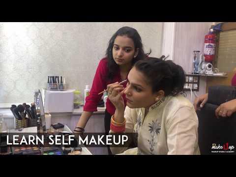 Self Makeup Courses in Delhi | Personal
