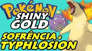 Pokémon Shiny Gold (Detonado - Parte 14) - Basement e Radio Tower
