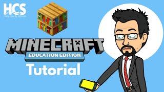 Minecraft Education Edition Education Wiki - Woxy