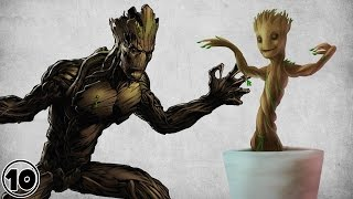 Top 10 Powers You Didn't Know Groot Had