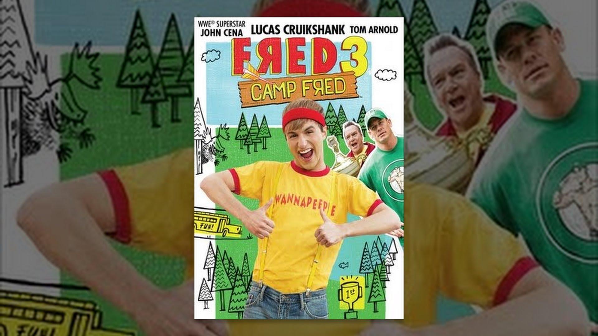 Fred 3: Camp Fred - YouTube