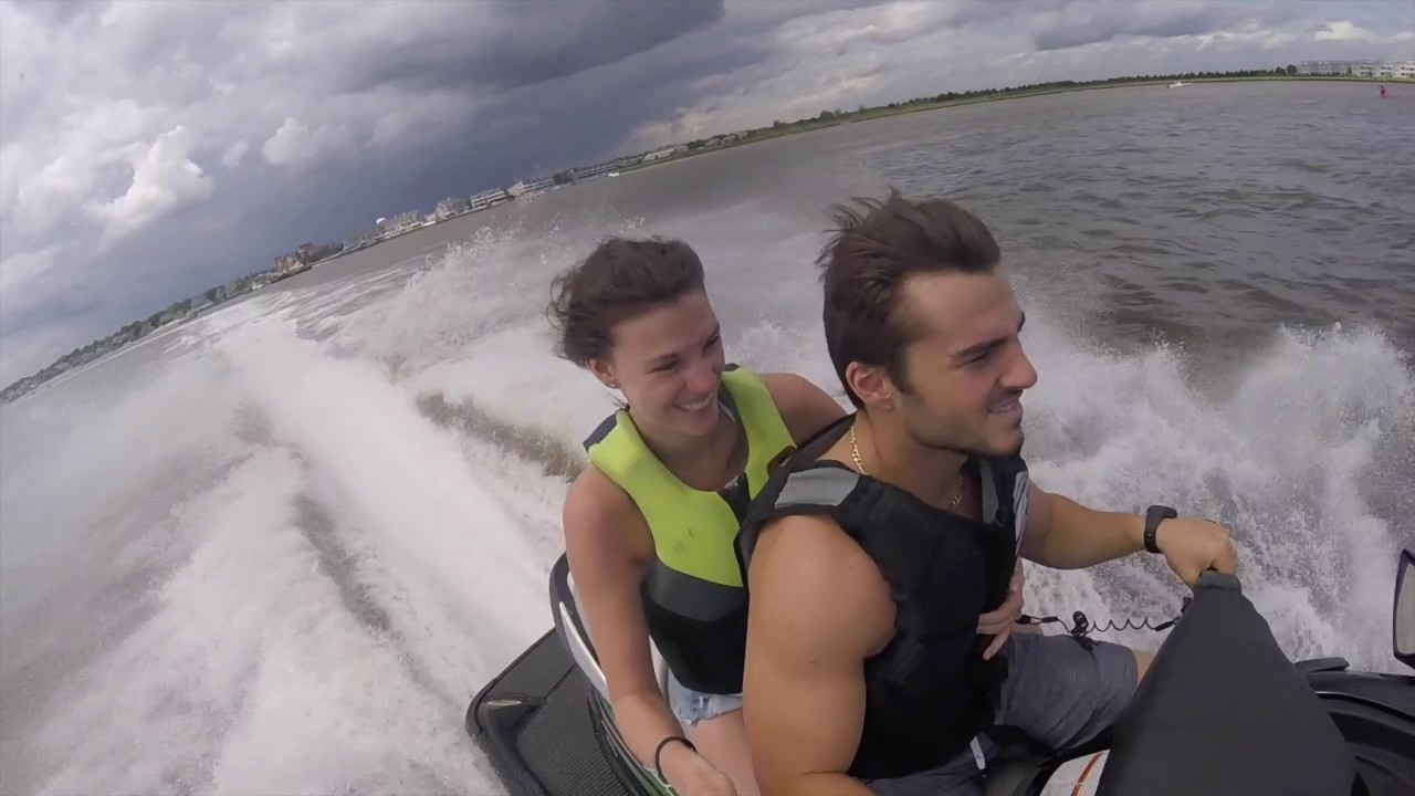 Sinking my Jetski and getting rescued by the Coast Guard | All caught on  GoPro