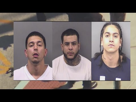 Latino Savages Killed 2 and Injured 1 in Gang-Related Shooting Near County Courthouse
