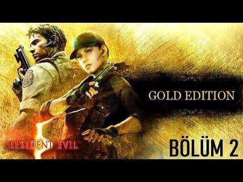 Resident Evil 5 Gold Edition Türkçe (Part 2) Motorize Pislikler